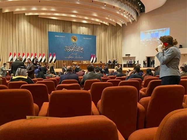 Iraq gets new government amid fiscal coronavirus crises