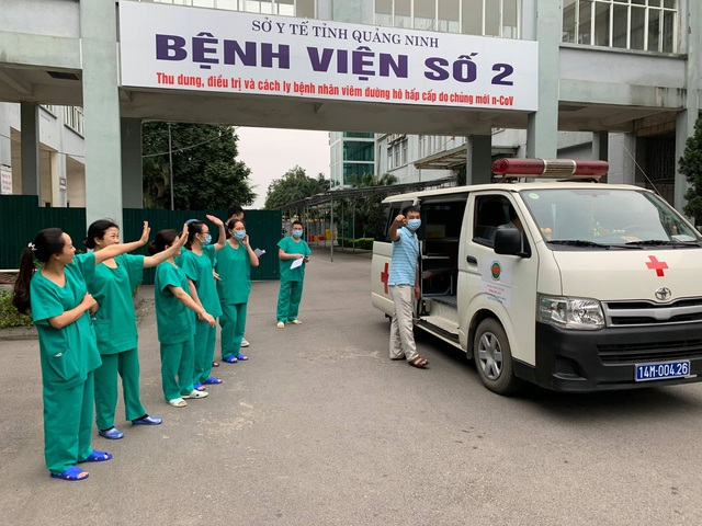 Third field hospital for COVID-19 set up in Quảng Ninh