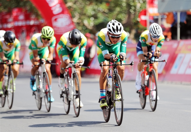 HCM City Television Cycling Tournament set to begin next week