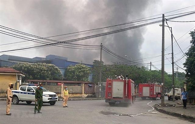 Criminal proceedings begin over Hà Nội veterinary medicine warehouse fire
