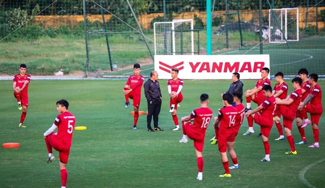 National teams to prepare for crunch matches