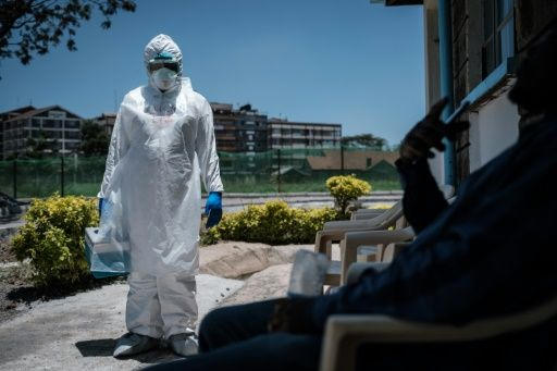 Up to 190000 could die in Africa if virus containment fails: WHO