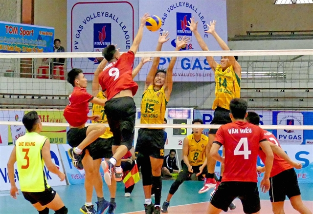 National volleyball championships to begin next month