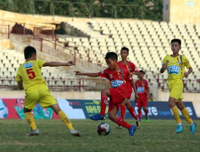 Children football championship set to kick off