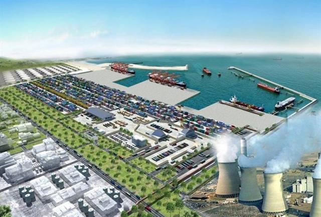 Quảng Trị eyes 86m logistics centre