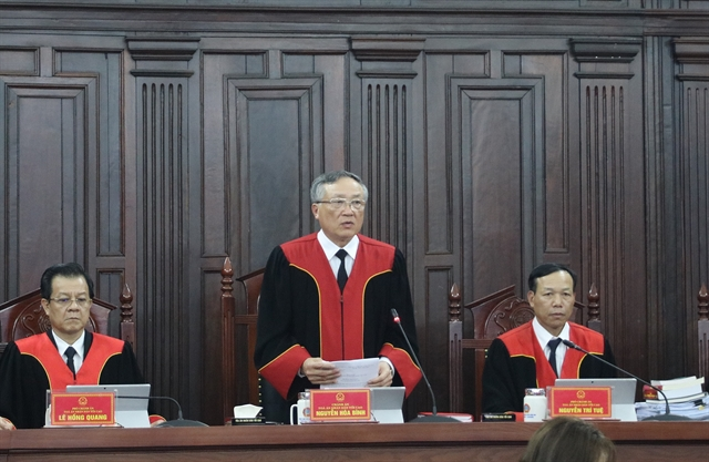 Supreme Peoples Court upholds verdict and death penalty for Hồ Duy Hải