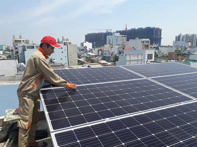 More rooftop solar projects for HCM City