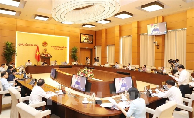 NA Standing Committee discusses financial and budget policies for Hà Nội