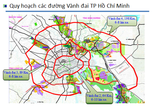 HCM City calls on transportministry to speed up work on tworing roads
