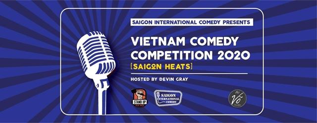 Saigon Intl Comedy hosts contestfor local expat comedians