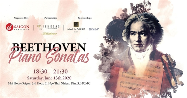 Saigon Classical Music celebrates Beethovens birthday