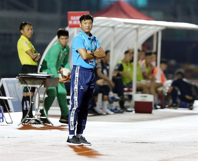 Đà Nẵng need a win to cool down Đứcs seat
