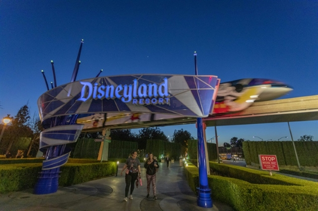 Disney eyes July restart for California theme parks