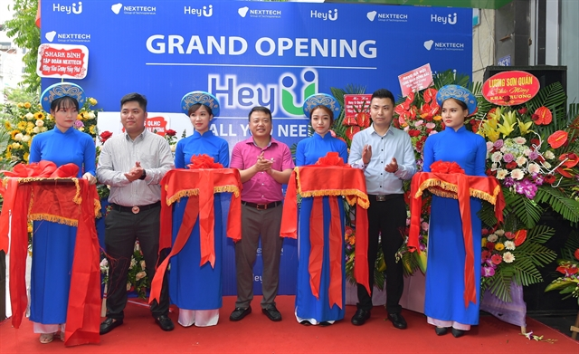 HeyU expands its operation to Hải Phòng city