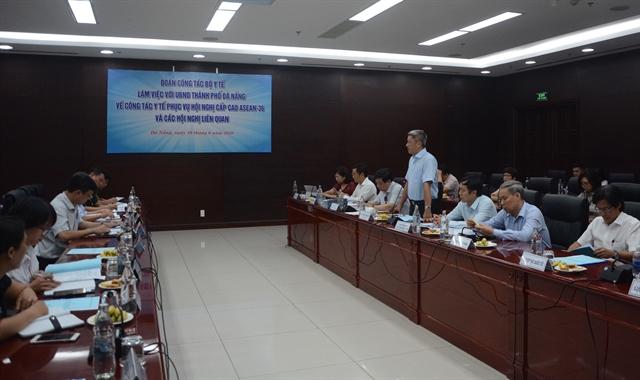 Đà Nẵng working to guarantee health at ASEAN-36 Summit