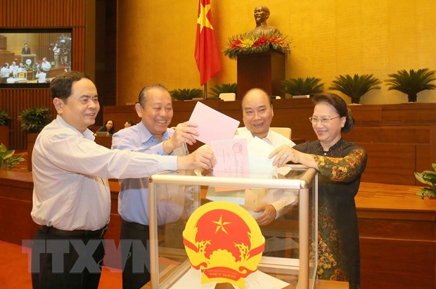NA Chairwoman Ngân elected as Chairperson of National Election Council