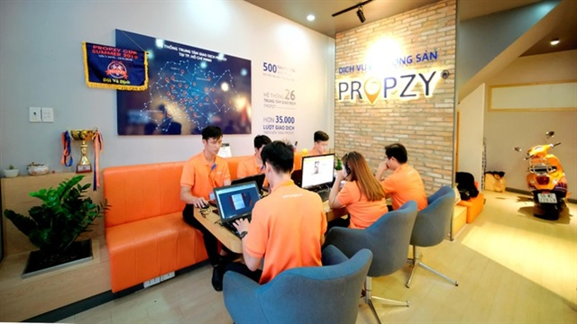 Propzy receives 25 million investment