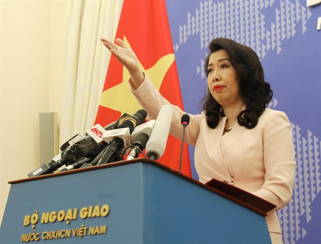 Việt Nam slams inaccurate unverified information in US international religious freedom report