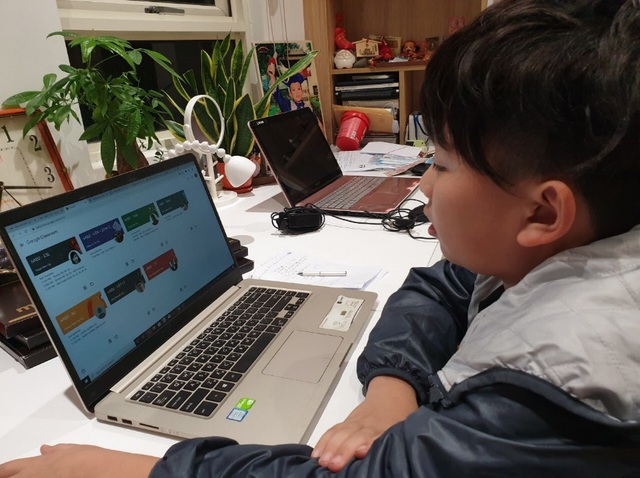 Online learning to be adopted alongsidedirect teaching in schools