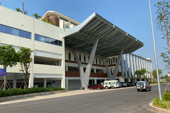 HCM City gets slew of new healthcare facilities building more