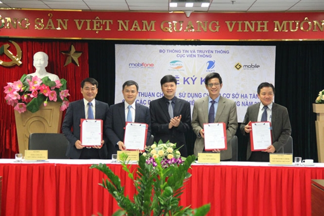 MIC asks Hà Nội to focus on 5G development telecoms firms link up