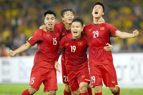 Việt Nam prepare for World Cup qualifiers and AFC Cup 2020