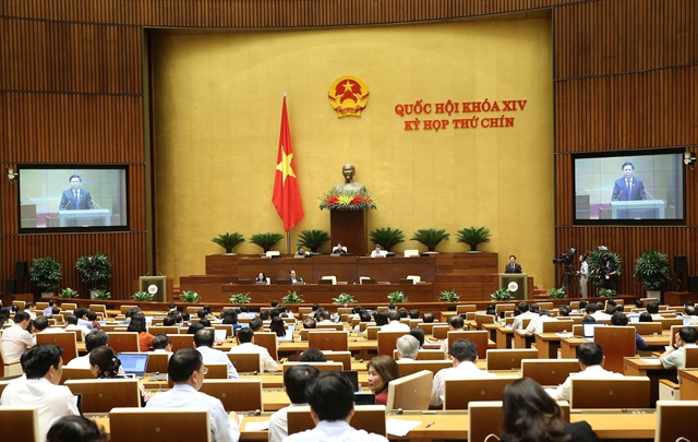 Important issues to be decided during final week of NAs ninth session