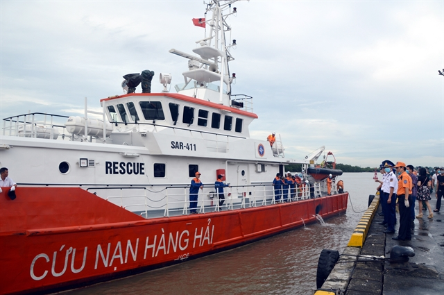 Bodies of four missing fishermen off Hải Phòng coast found