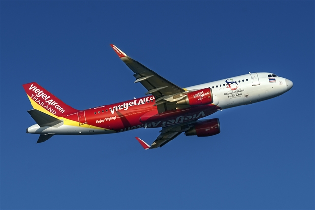 Thai Vietjet sells tickets on five new domestic routes