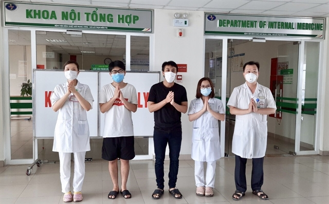 Two more COVID-19 patients recover in Việt Nam