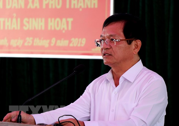 Politburo warns Secretary of Quảng Ngãi provincial Party Committee