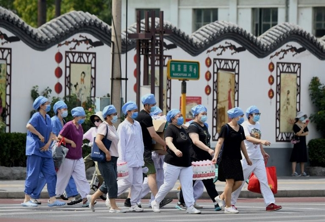 Beijing schools closed again as city finds 31 more virus cases