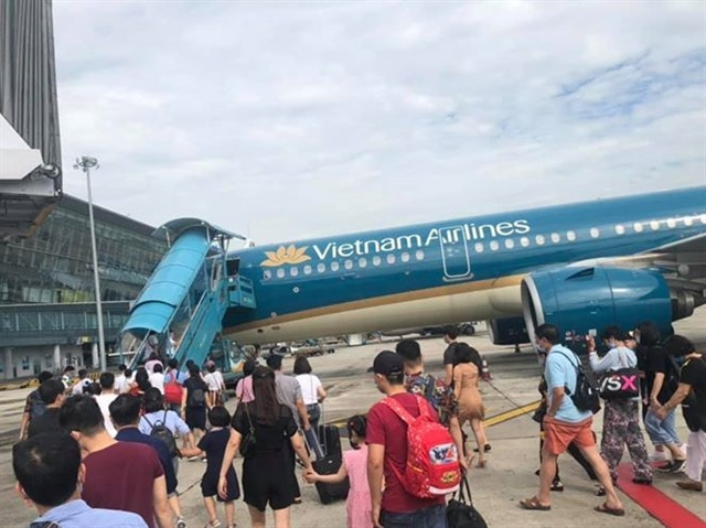 Vietnam Airlines proposes Govt financial support to overcome difficulties