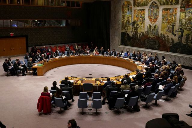 India Mexico Norway Ireland elected to UN Security Council