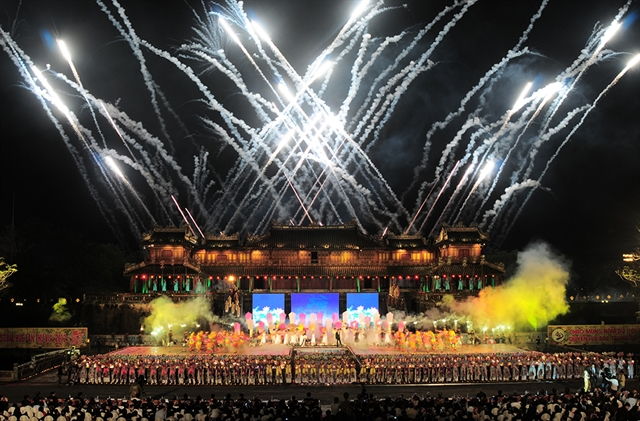 Huế Festival to bring visitors new tourism experience: organisers