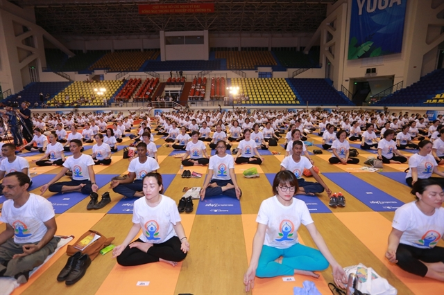 Yoga an invaluable gift from ancient Indian civilisation to the modern world