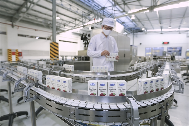 Vinamilk enters EAEU market