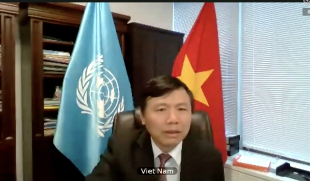 Việt Nam calls for people-centred solutions to refugee issue
