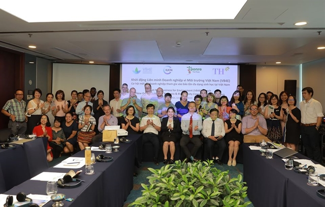 Việt Nam alliance of business for environment launched