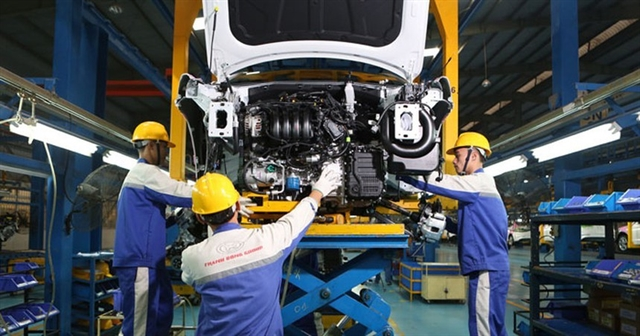 National IIP increased by 11.2% in May - lookoffice.vn