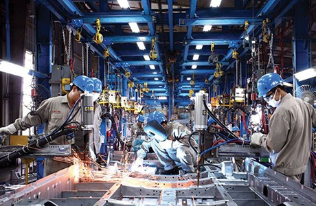 Vietnam's manufacturing sector recovered in May - lookoffice.vn