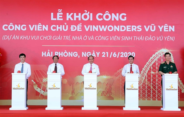 Prime Minister meets citizens in Hải Phòng