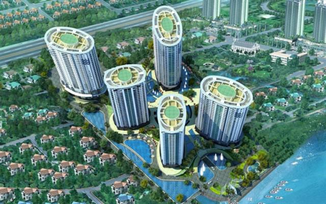 Quốc Cường Gia Lai to sell its shares in Sông Đà Riverside