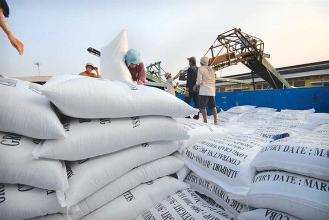 Vietnams rice export price stands at lowest level over past two months