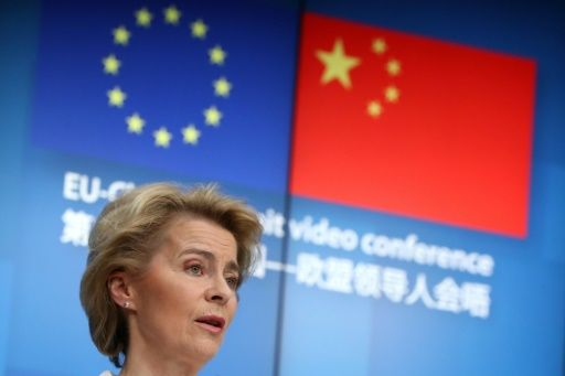 China rebuffs EU criticism over Hong Kong law