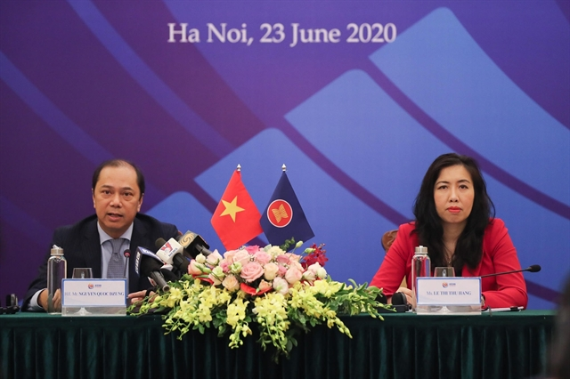 Resumption of South China Sea Code of Conduct negotiations to be determined soon: Vietnamese diplomat