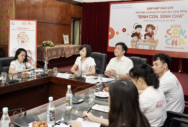 NFVC and Generali Vietnam launch community educational programme