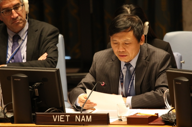 Việt Nam voices concernover armed conflicts impact on children