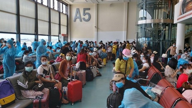 More than 340 Vietnamese citizens brought home from Taiwan