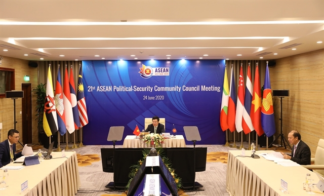 ASEAN urged to enhance resilience amid regional and intl challenges